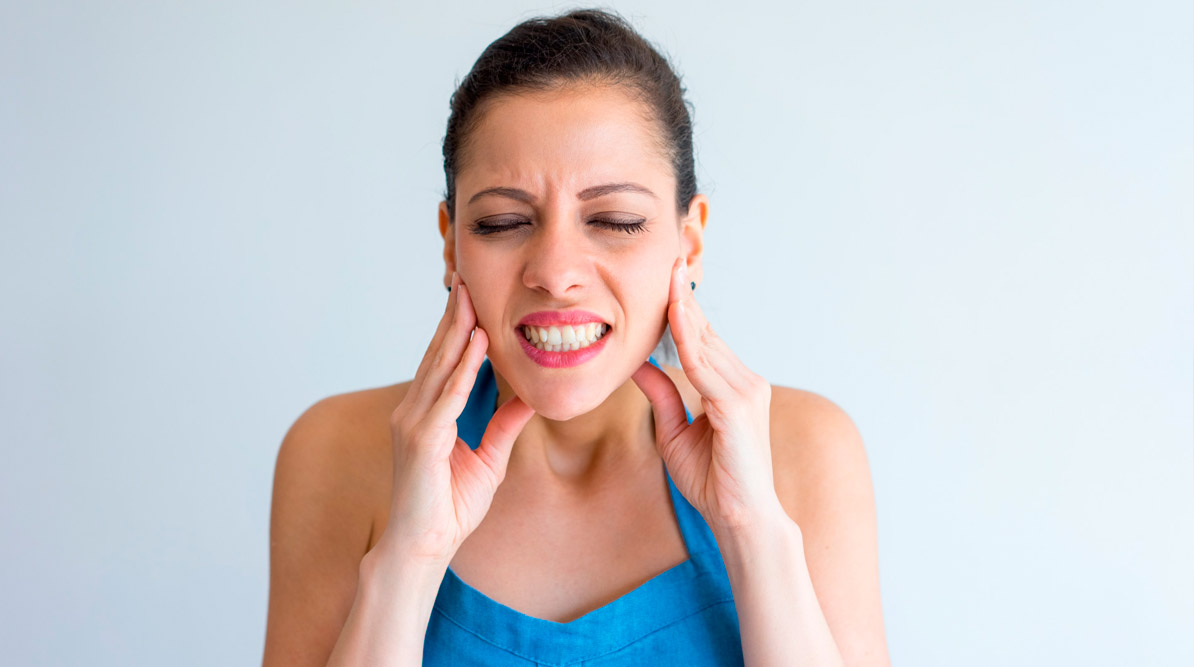 Tratamiento de osteopatía en la ATM