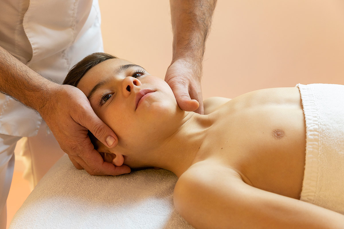 osteopatia infantil