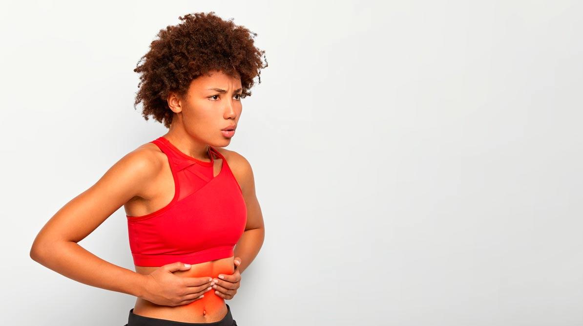 Dolor en el diafragma: síntomas y posibles lesiones asociadas