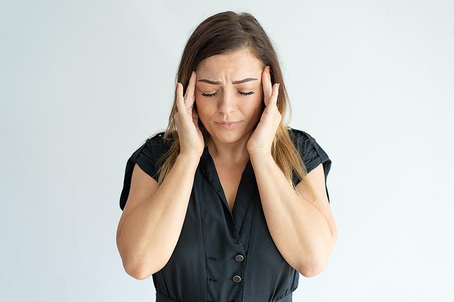 osteopatía migraña o cefalea tensional