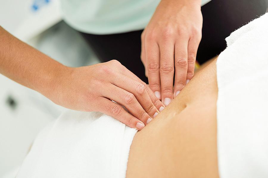 con la osteopatia rebajarás el dolor causado por el estreñimiento