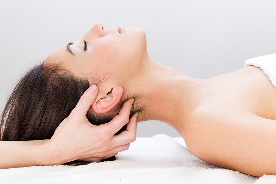 masaje metamórfico o técnica metamórfica quiromasaje