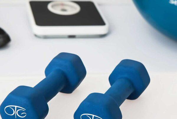 rehabilitación muscular