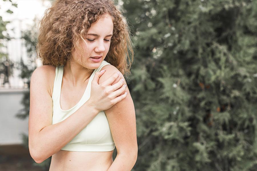roturas musculares en el hombro tratamiento
